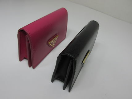 PRADA Coin Purses Saffiano Coin Purses 19