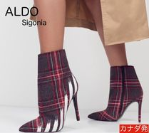 ALDO Other Check Patterns Casual Style Ankle & Booties Boots