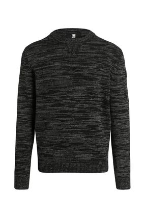 Crew Neck Pullovers Wool Street Style Long Sleeves