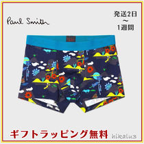 Paul Smith Flower Patterns Cotton Boxer Briefs