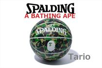 A BATHING APE Unisex Street Style Collaboration Mens