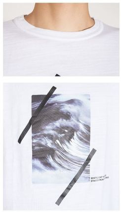 Off-White More T-Shirts Street Style T-Shirts 7