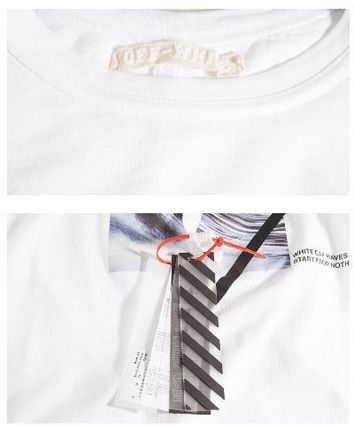 Off-White More T-Shirts Street Style T-Shirts 10