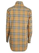 Burberry Casual Style Street Style Long Sleeves Cotton Medium