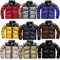 THE NORTH FACE Nuptse Short Street Style Down Jackets