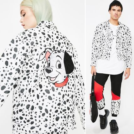 Casual Style Unisex Collaboration Other Animal Patterns