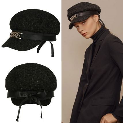 Collaboration Beret & Huting