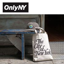 ONLY NY Canvas Street Style Totes