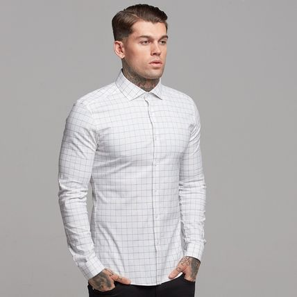 Father & Sons Shirts Long Sleeves Cotton Shirts 4