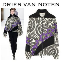 Dries Van Noten Flower Patterns Tropical Patterns Casual Style Medium