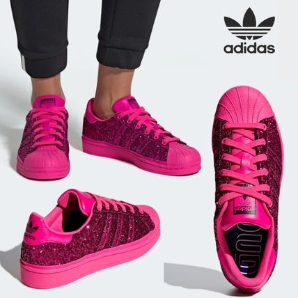 wholesale dealer b4e52 1bce3 adidas SUPERSTAR 2019 SS Round Toe Rubber Sole Lace-up Casual Style .