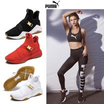 PUMA Unisex Street Style Low-Top Sneakers