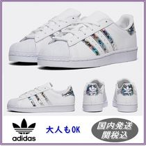 adidas SUPERSTAR Unisex Petit Kids Girl Sneakers