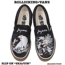 VANS SLIP ON Unisex Other Animal Patterns Loafers & Slip-ons