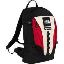 Supreme Unisex Street Style Collaboration Backpacks
