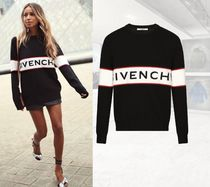GIVENCHY Casual Style Wool Street Style Long Sleeves Medium