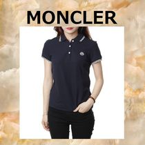 MONCLER Cotton Polo Shirts