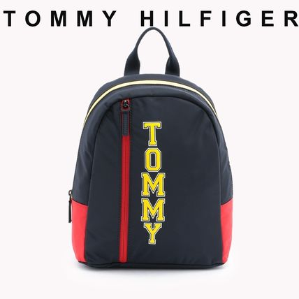 Tommy Hilfiger 2018 19aw Unisex Petit Street Style Kids Girl Bags
