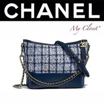 CHANEL ICON Calfskin Studded Street Style 2WAY Bi-color Chain