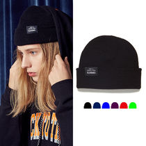 13MONTH Unisex Street Style Knit Hats