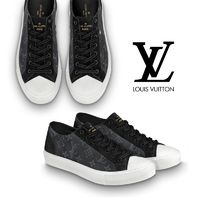 Louis Vuitton Monogram Sneakers