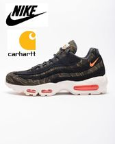 Nike AIR MAX 95 Camouflage Street Style Collaboration Sneakers