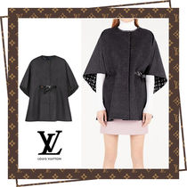 Louis Vuitton Monogram Plain Ponchos & Capes
