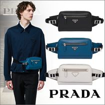 PRADA Saffiano Hip Packs