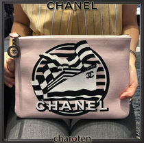 CHANEL ICON Clutches