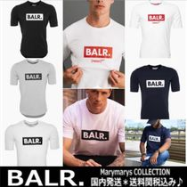 BALR Cotton Short Sleeves T-Shirts