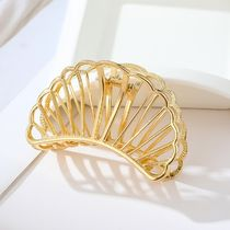 Barettes Casual Style Hair Accessories