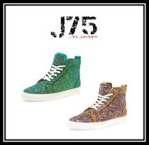 J75 by JUMP Street Style Plain Sneakers