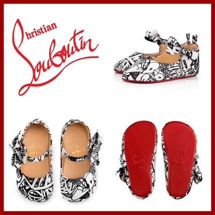 7ebdf396a9a7 Christian Louboutin 2019 SS Baby Girl Shoes (1190719B095 ) by ...
