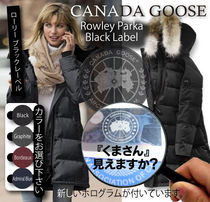 CANADA GOOSE SHELBURNE Medium Down Jackets