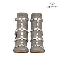 VALENTINO Pin Heels Ankle & Booties Boots
