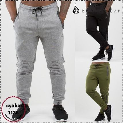 Khaki Yoga & Fitness Bottoms