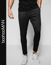 boohoo Stripes Street Style Joggers & Sweatpants