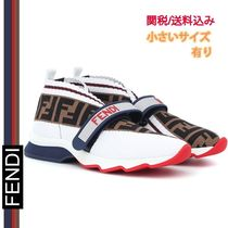 FENDI Casual Style PVC Clothing Low-Top Sneakers