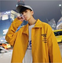 Short Unisex Coach Jackets Oversized Coach Jackets