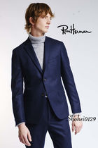 Ron Herman Short Wool Plain Handmade Chester Coats