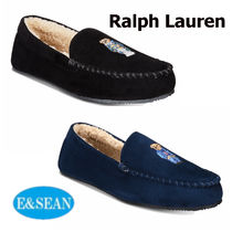 Ralph Lauren Suede Other Animal Patterns Loafers & Slip-ons