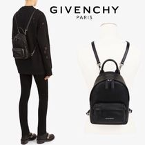 GIVENCHY Casual Style Calfskin Plain Backpacks