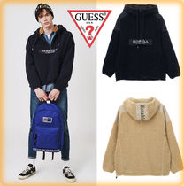 Guess Unisex Street Style Outerwear