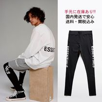 FEAR OF GOD ESSENTIALS Unisex Street Style Collaboration Pants
