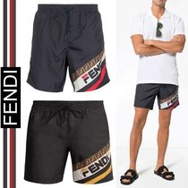 FENDI Monogram Collaboration Beachwear