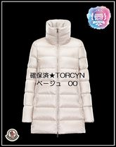 MONCLER TORCYN Plain Down Jackets