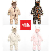 THE NORTH FACE Unisex Street Style Baby Girl Dresses & Rompers