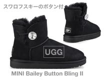 UGG Australia MINI BAILEY BUTTON Boots Boots