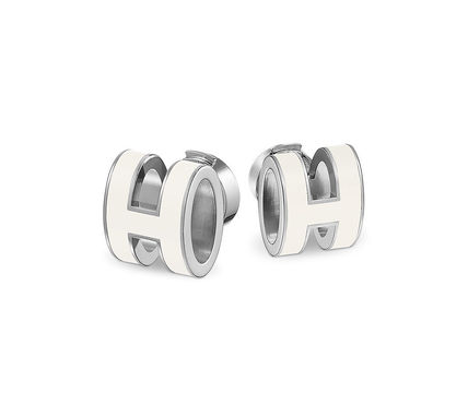 HERMES Earrings & Piercings Casual Style Initial Earrings & Piercings 5