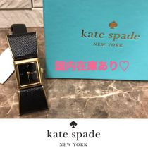 kate spade new york Leather Analog Watches